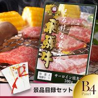 飛騨牛A5級サーロイン焼き肉 300g